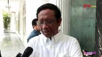 Mahfud MD Baca Pesan dari Istana Sebelum Tahajud - JPNN.com