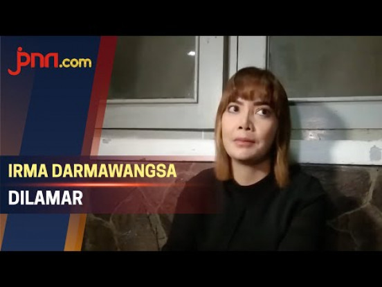 Irma Darmawangsa Dilamar Irfan Sebaztian, Keluarga Ingatkan Hal ini - JPNN.com