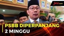 Ridwan Kamil Resmi Perpanjang Masa PSBB Hingga 12 Juni, KECUALI... - JPNN.com