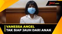 Dituntut 6 Bulan Penjara, Vanessa Angel Tak Siap Jauh Dari Anak - JPNN.com