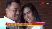 Ratu Meta dan Faisal Saling Meminta Setia Lewat Lagu - JPNN.com