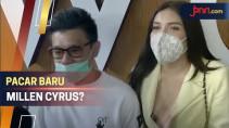 Millen Cyrus Kepergok Menggandeng Seorang Pria, Pacarnya? - JPNN.com