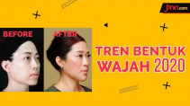 E-Shape Bakal Merajai Trend Bentuk Wajah Tahun 2020 - JPNN.com