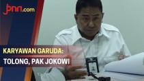 Karyawan Garuda Ngotot Ingin Bertemu Jokowi untuk Sampaikan Hal ini - JPNN.com