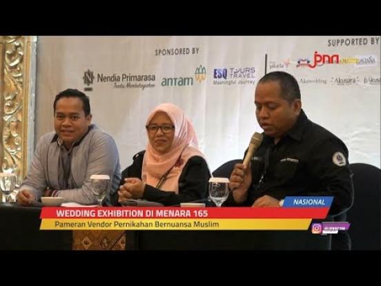 Cari Inspirasi Pesta Pernikahan Muslim Tradisional di Sini - JPNN.com