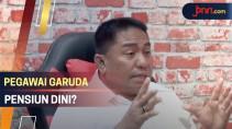 Ditawari Pensiun Dini, Karyawan Garuda Buka Suara - JPNN.com