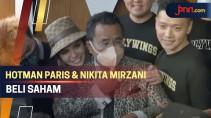 Hotman Paris dan Nikita Mirzani Resmi Membeli Saham Holywings - JPNN.com
