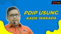 Daftar Nama 49 Pasangan Calon Kada-wakada Diusung PDIP, Bagaimana Solo dan Medan - JPNN.com
