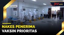 1,47 Juta Nakes Terima Vaksin Covid-19 pada Februari 2021 - JPNN.com