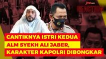 Ada Wanita Emosi Saat Jokowi Datang, Sosok Listyo Sigit Prabowo Terbongkar - JPNN.com