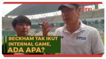 Sesi Latihan Terakhir Timnas U-19: Beckham Tak Ikut Internal Game, Ada Apa? - JPNN.com
