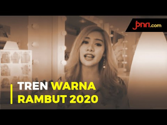 Tren Warna Rambut di Pertengahan Tahun 2020, Berani Coba? - JPNN.com
