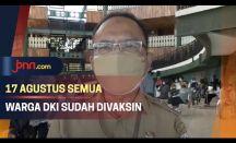 Kebut Vaksinasi Massal, 14 Titik Vaksinasi di Jakarta Dimaksimalkan
