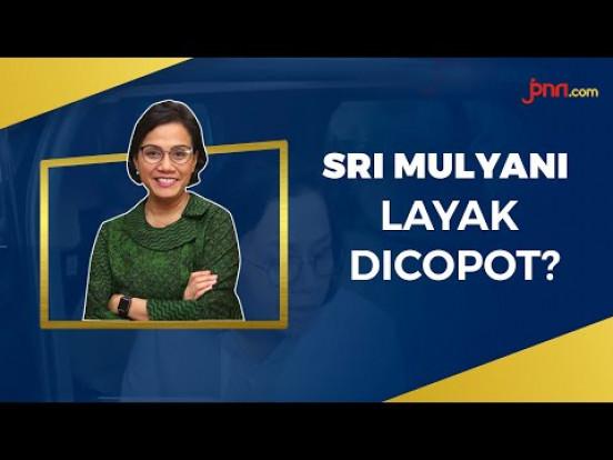 Menurut Arief, Indonesia Selamat jika Jokowi Copot Sri Mulyani - JPNN.com