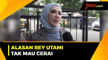 Rey Utami Beberkan Alasan Tak Mau Cerai dari Pablo Benua - JPNN.com