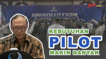 54 Lulusan Genesha Flight Academy Siap Penuhi Kebutuhan Pilot Indonesia - JPNN.com