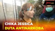 Dinobatkan Jadi Duta Anti Narkoba, Chika Jessica Punya Tugas Baru - JPNN.com