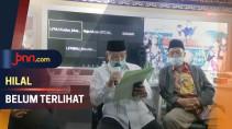 Hilal Belum Terlihat, 1 Syawal 1442 H Dipastikan 13 Mei 2021 - JPNN.com