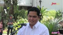 Erick Thohir Siap Bantu Kabinet Kerja Jokowi - JPNN.com