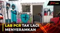 Kontainer Mural Disulap Jadi Laboratorium PCR, Keren Banget - JPNN.com