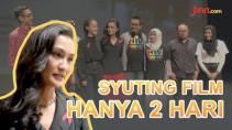 Positif, Upaya Atiqah Hasiholan Cegah HIV AIDS - JPNN.com