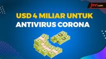 Negara di Dunia Bersatu Sumbangkan Dana USD 4 Miliar untuk Temukan Vaksin Covid-19 - JPNN.com