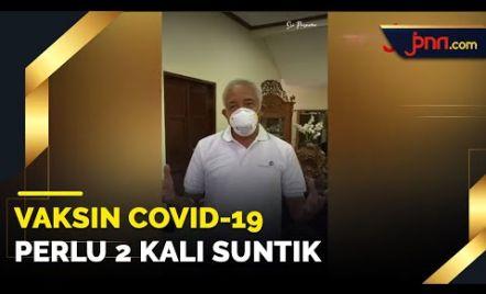 Penyebab Bupati Sleman Positif Covid-19 Usai Divaksin