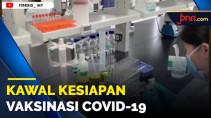 Progres Persiapan Vaksinasi Covid-19 Sudah 97 Persen - JPNN.com