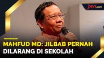 Siswi Nonmuslim Wajib Berhijab, Mahfud MD Beberkan Sejarahnya - JPNN.com