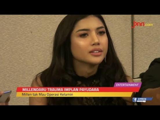 Millendaru Akui Sudah Implan Payudara - JPNN.com