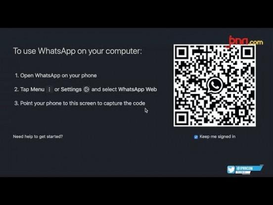 Cara Mengganti Tema Gelap di Whatsapp Web (Dark Mode Version) - JPNN.com