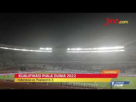 Ketika Suporter Thailand Semangati Pemain Timnas Garuda: Indonesia, Indonesia... - JPNN.com