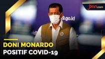 Di sini Kemungkinan Doni Monardo Tertulari Covid-19 - JPNN.com