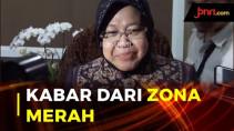 Kabar Gembira Dari Zona Merah Berbahaya di Surabaya - JPNN.com
