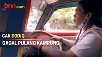 Demo Klip Video Lagi Lagi Tidak Bisa Mudik, Cak Sodiq Perankan Sopir Angkot - JPNN.com
