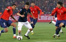 Kalahkan Cile, Spanyol Juara Grup - JPNN.com