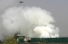 Taliban Serang Markas NATO - JPNN.com