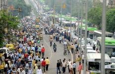 BBM Naik, India Lumpuh - JPNN.com