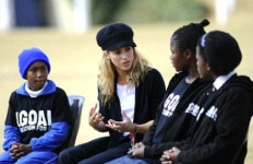 Shakira, Duta Pendidikan FIFA - JPNN.com