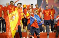 Konsistensi Skuad, Kunci Juara Spanyol - JPNN.com