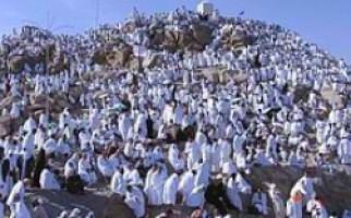 Wukuf, Kalimat Talbiyah Menggema di Arafah - JPNN.com