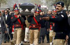 Gubernur Punjab Ditembak Pengawal Pribadinya - JPNN.com