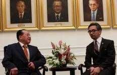 Menlu Kamboja dan Thailand Jumpai Dulu Menlu RI - JPNN.com
