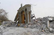 Gila, 28 Masjid Dihancurkan Tentara - JPNN.com