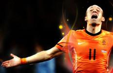Robben Tertarik Bermain di Rusia - JPNN.com