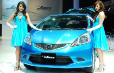 New Honda Jazz Tetap Dominan - JPNN.com