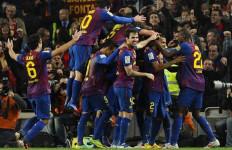 Messi Lewati 40 gol - JPNN.com