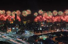Kuwait Masuk Rekor Guinness Berkat Kembang Api - JPNN.com