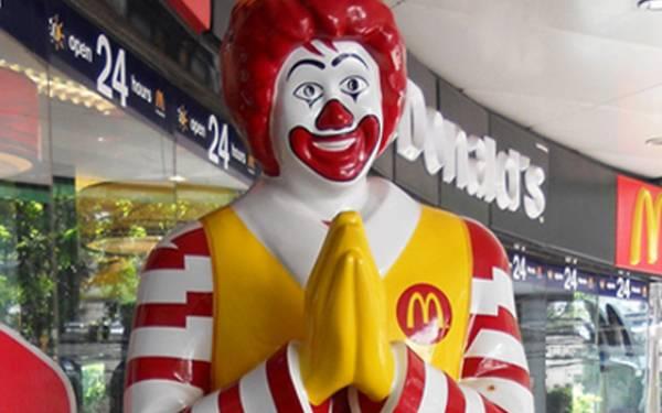 Anak Makan Kondom Bekas, Ibu Tuntut McDonald's - JPNN.com