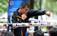Chris John Perdalam Pukulan Hasono - JPNN.com